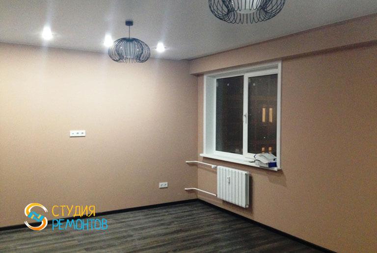 Ремонт квартиры 43 кв м в Казани: ремонт однокомнатных